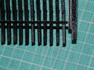 「週刊安土城をつくる」 垂木を修正する
