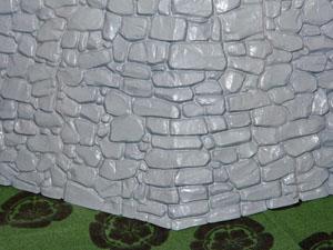 「週刊安土城をつくる」 南側石垣をつくる