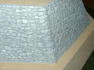 「週刊安土城をつくる」 北側石垣をつくる