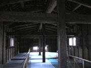 石川櫓内部公開