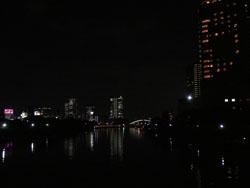 天満の夜景