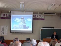 辰巳櫓と三階櫓