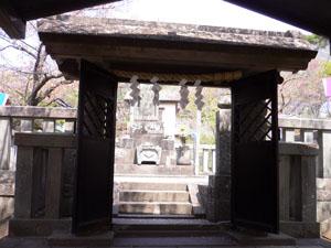 武田信玄公墓所