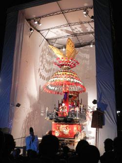 高岡御車山祭 宵祭