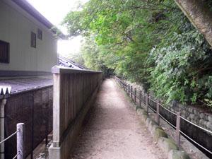 辰巳用水遊歩道