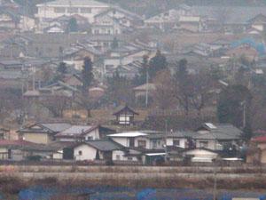 海津城(松代城)