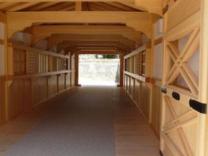 福井城御廊下橋