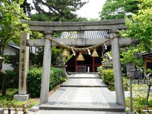 長田神社(長田天満宮)