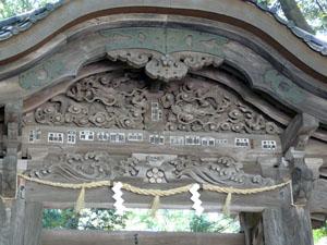 二の丸御殿御門