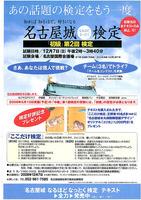 第2回名古屋城検定