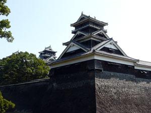 日本100名城スタンプラリー 熊本城