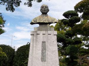 福沢諭吉旧居