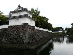 日本100名城スタンプラリー 大分府内城