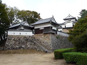 日本100名城スタンプラリー 備中松山城