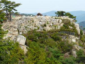 日本100名城スタンプラリー 鬼ノ城