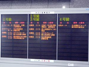 名古屋城検定 第1回中級試験