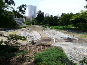 金沢城玉泉院丸跡