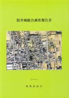 筒井城総合調査報告書