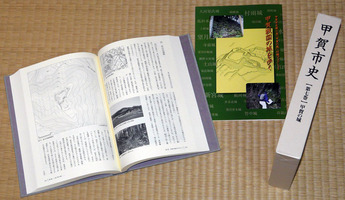 甲賀市史 第7巻 甲賀の城