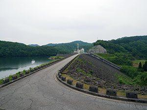 子撫川ダム