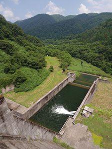 大日川ダム