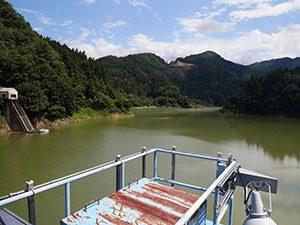上市川ダム