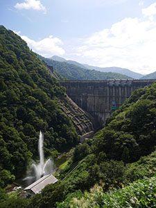 真名川ダム