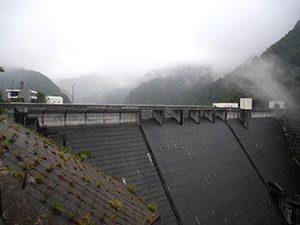 龍ヶ鼻ダム