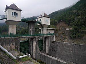 石田川ダム