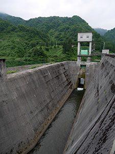 布施川ダム