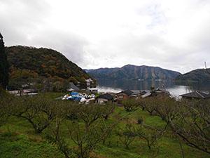 三方五湖 福井県美浜町