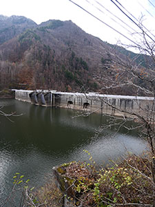 高根第一ダム