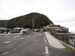 日向水中綱引き 福井県美浜町