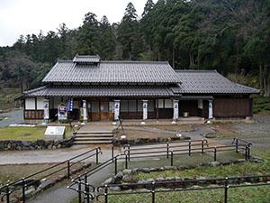旧田辺半太夫家住宅 福井県美浜町
