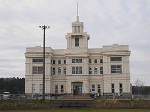 北蟹谷郵便局