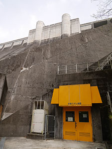 小里川ダム