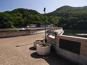 天ヶ瀬ダム