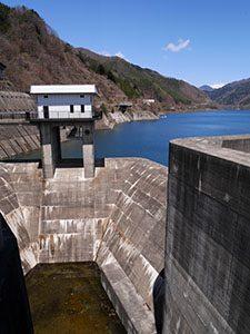 味噌川ダム