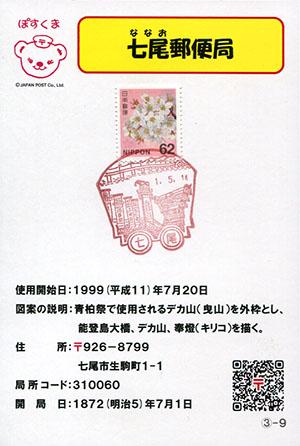 七尾郵便局