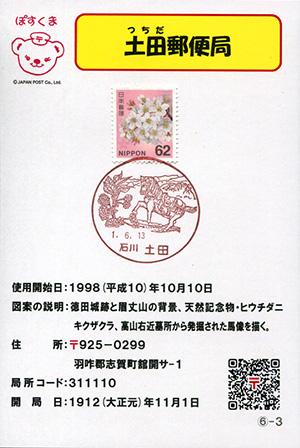 土田郵便局