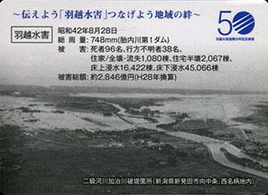 福島潟放水路