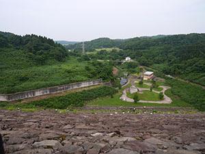 柿崎川ダム