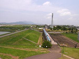大河津可動堰