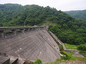 正善寺ダム