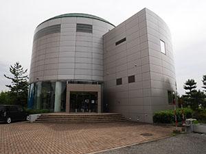 新発田川放水路潮止堰