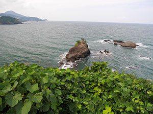 鴎ヶ鼻(恋人岬)