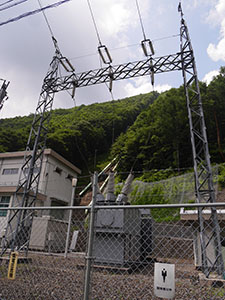 菅平発電所