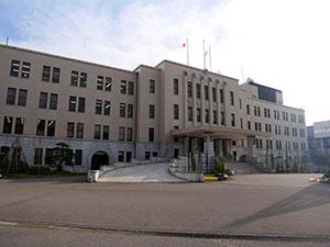 富山県庁内郵便局