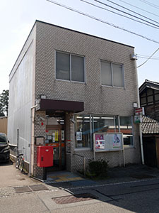 勝山沢郵便局