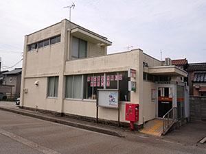 滑川高月郵便局